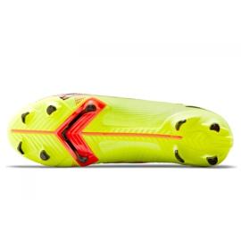 Buty piłkarskie Nike Superfly 8 Academy Mg M CV0843-760 zielone zielone 5