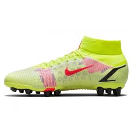Buty piłkarskie Nike Superfly 8 Pro Ag M CV1130-760 zielone zielone 1