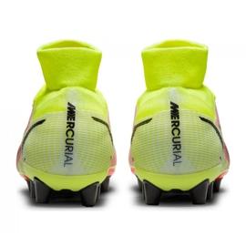 Buty piłkarskie Nike Superfly 8 Pro Ag M CV1130-760 zielone zielone 4