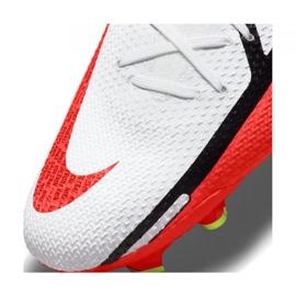 Buty piłkarskie Nike Phantom GT2 Pro Df Fg M DC0759-167 białe wielokolorowe 2