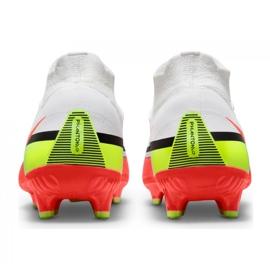 Buty piłkarskie Nike Phantom GT2 Pro Df Fg M DC0759-167 białe wielokolorowe 3