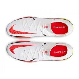 Buty piłkarskie Nike Phantom GT2 Pro Df Fg M DC0759-167 białe wielokolorowe 4