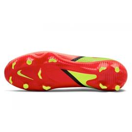 Buty piłkarskie Nike Phantom GT2 Pro Df Fg M DC0759-167 białe wielokolorowe 5
