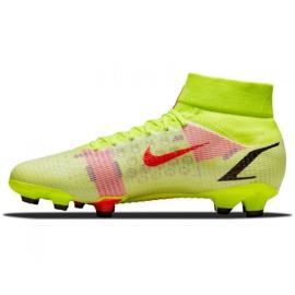 Buty piłkarskie Nike Superfly 8 Pro Fg M CV0961-760 zielone zielone 1