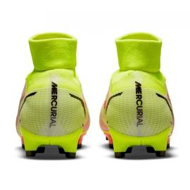 Buty piłkarskie Nike Superfly 8 Pro Fg M CV0961-760 zielone zielone 3
