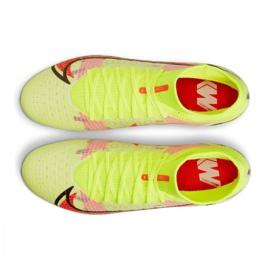 Buty piłkarskie Nike Superfly 8 Pro Fg M CV0961-760 zielone zielone 4