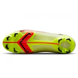 Buty piłkarskie Nike Superfly 8 Pro Fg M CV0961-760 zielone zielone 5