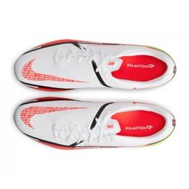 Buty piłkarskie Nike Phantom GT2 Academy Mg M DA4433-167 wielokolorowe białe 4