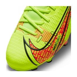 Buty piłkarskie Nike Superfly 8 Academy Mg Jr CV1127-760 zielone zielone 2