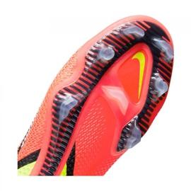 Buty piłkarskie Nike Phantom GT2 Elite Df Fg M CZ9889-167 białe wielokolorowe 2