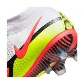 Buty piłkarskie Nike Phantom GT2 Elite Df Fg M CZ9889-167 białe wielokolorowe 3