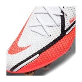 Buty piłkarskie Nike Phantom GT2 Elite Df Fg M CZ9889-167 białe wielokolorowe 4