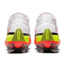 Buty piłkarskie Nike Phantom GT2 Elite Df Fg M CZ9889-167 białe wielokolorowe 5