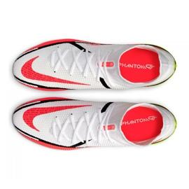 Buty piłkarskie Nike Phantom GT2 Elite Df Fg M CZ9889-167 białe wielokolorowe 6