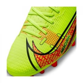 Buty piłkarskie Nike Vapor 14 Academy Ag M CV0967-760 zielone zielone 4