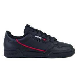 Buty adidas Continental Jr F99786 czarne 2