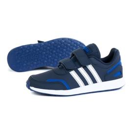 Buty adidas Switch 3C Jr FW3983 niebieskie 1