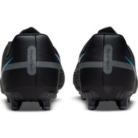 Buty piłkarskie Nike Phantom GT2 Academy FG/MG Jr DC0812-004 wielokolorowe czarne 4