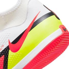 Buty halowe Nike Phantom GT2 Academy Df Ic Jr DC0815-167 białe białe 4