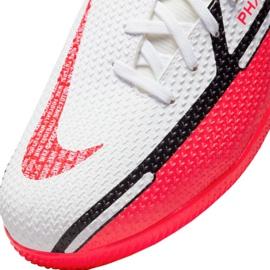 Buty halowe Nike Phantom GT2 Academy Df Ic Jr DC0815-167 białe białe 5