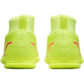 Buty halowe Nike Mercurial Superfly 8 Club Ic Jr CV0792-760 żółte żółte 3