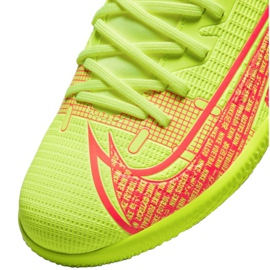 Buty halowe Nike Mercurial Superfly 8 Club Ic Jr CV0792-760 żółte żółte 4