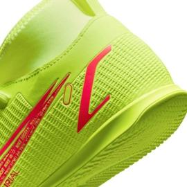 Buty halowe Nike Mercurial Superfly 8 Club Ic Jr CV0792-760 żółte żółte 5