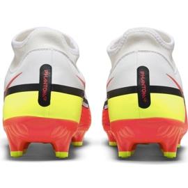 Buty piłkarskie Nike Phantom GT2 Academy Dynamic Fit FG/MG M DC0797-167 białe wielokolorowe 2