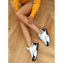 Buty sportowe wielokolorowe 5315 Black czarne 3