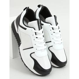 Buty sportowe wielokolorowe 5315 Black czarne 1