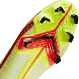 Buty piłkarskie Nike Mercurial Vapor 14 Pro Fg M CU5693-760 wielokolorowe żółte 2