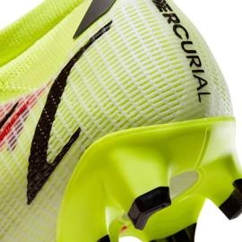 Buty piłkarskie Nike Mercurial Vapor 14 Pro Fg M CU5693-760 wielokolorowe żółte 3