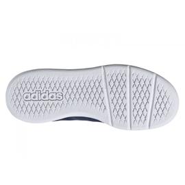 Buty adidas Tensaur Jr S24035 granatowe 5