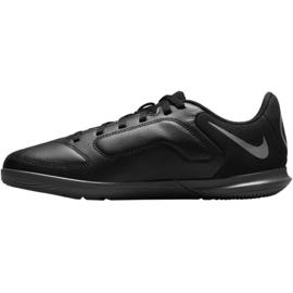 Buty piłkarskie Nike Tiempo Legend 9 Club Jr Ic DA1332 004 czarne czarne 2
