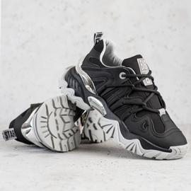 Sneakersy Damskie Big Star II274089906 czarne 2