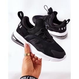 Dziecięce Sportowe Buty Sneakersy ABCKIDS Czarne 5