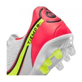 Buty piłkarskie Nike Tiempo Legend 9 Pro AG-Pro M DB0448-176 wielokolorowe białe 2