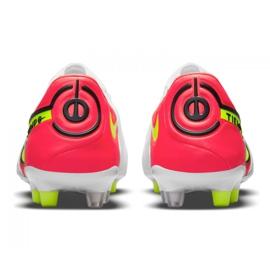 Buty piłkarskie Nike Tiempo Legend 9 Pro AG-Pro M DB0448-176 wielokolorowe białe 4