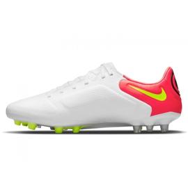 Buty piłkarskie Nike Tiempo Legend 9 Pro AG-Pro M DB0448-176 wielokolorowe białe 7