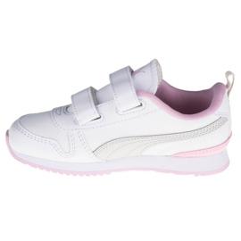Buty Puma R78 Sl V Infants Jr 374430-04 białe 1
