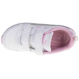 Buty Puma R78 Sl V Infants Jr 374430-04 białe 2