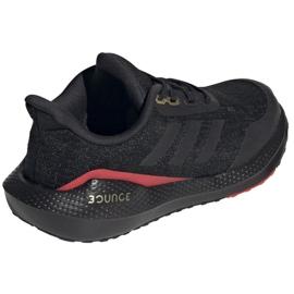 Buty do biegania adidas EQ21 Run Jr GV9937 czarne 5