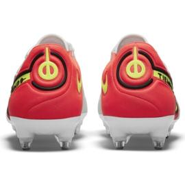 Buty piłkarskie Nike Tiempo Legend 9 Elite SG-Pro Ac M DB0822-176 wielokolorowe białe 2