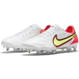 Buty piłkarskie Nike Tiempo Legend 9 Elite SG-Pro Ac M DB0822-176 wielokolorowe białe 3