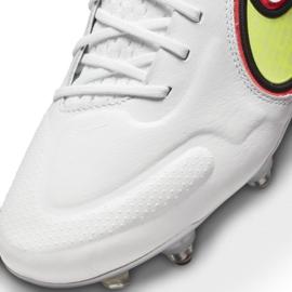 Buty piłkarskie Nike Tiempo Legend 9 Elite SG-Pro Ac M DB0822-176 wielokolorowe białe 7