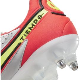 Buty piłkarskie Nike Tiempo Legend 9 Elite SG-Pro Ac M DB0822-176 wielokolorowe białe 8