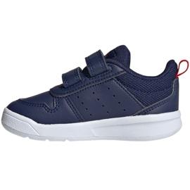 Buty adidas Tensaur I Jr S24053 granatowe 1