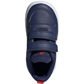 Buty adidas Tensaur I Jr S24053 granatowe 2