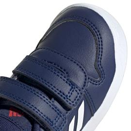 Buty adidas Tensaur I Jr S24053 granatowe 4
