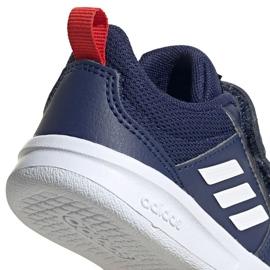 Buty adidas Tensaur I Jr S24053 granatowe 5